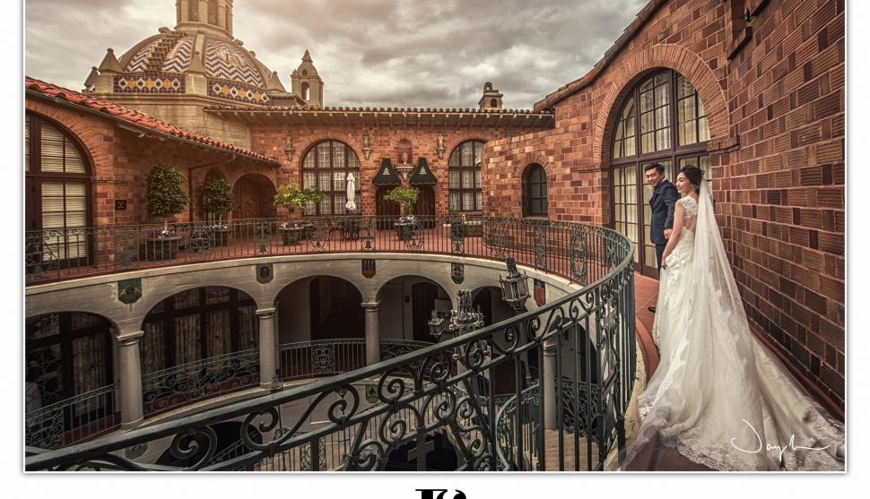 Mission Inn Hotel Pre Wedding Los Angeles