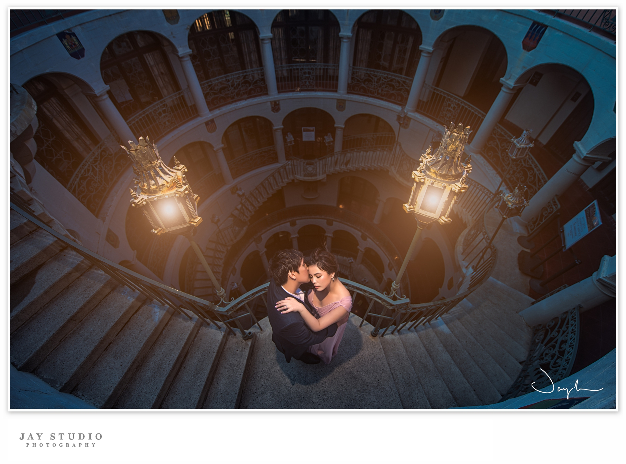 los angeles prewedding