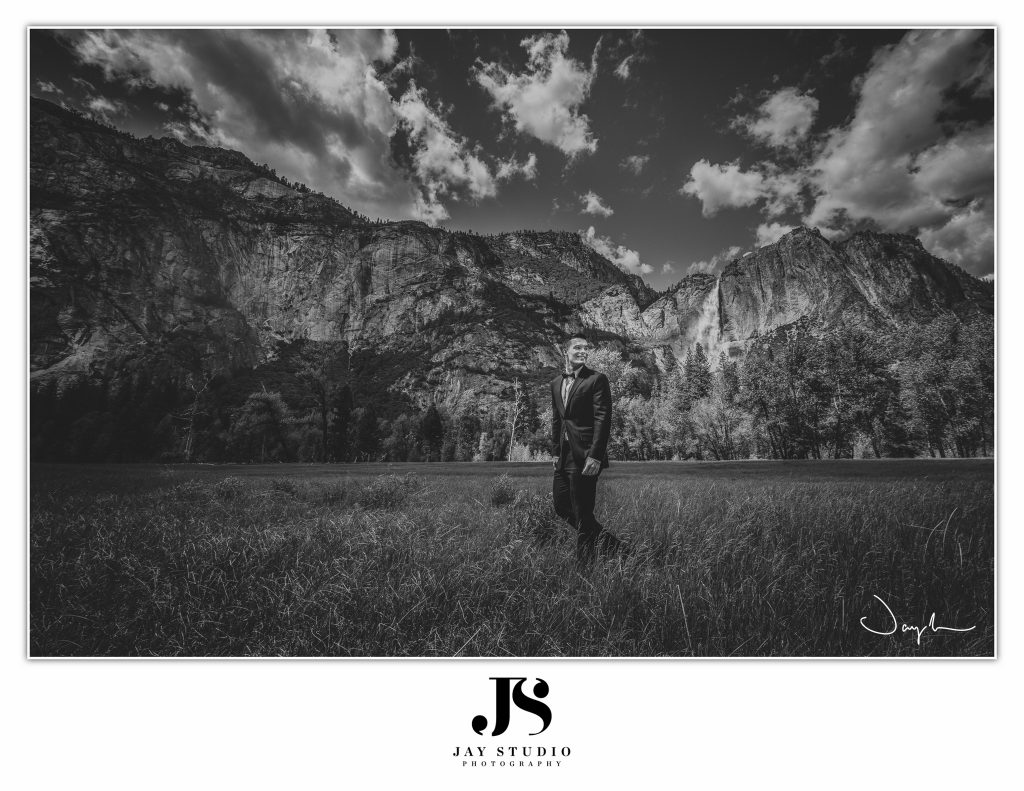 Yosemite Prewedding Photo