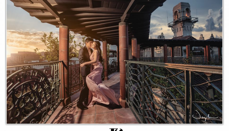 Mission Inn Hotel PreWedding Photography