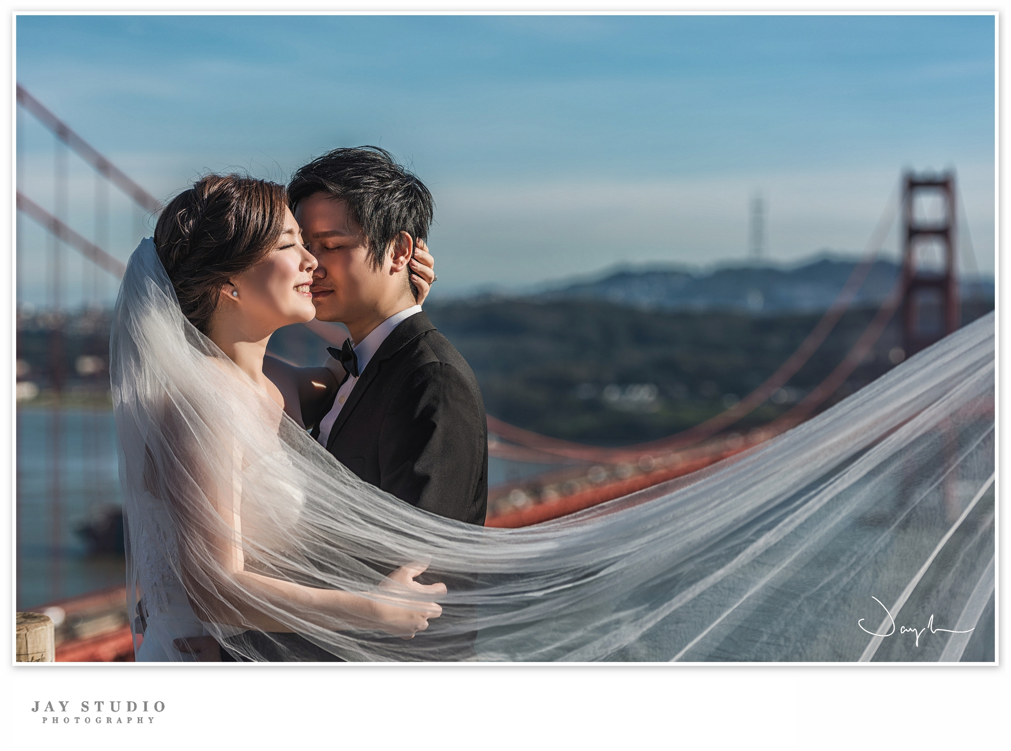 san francisco pre wedding