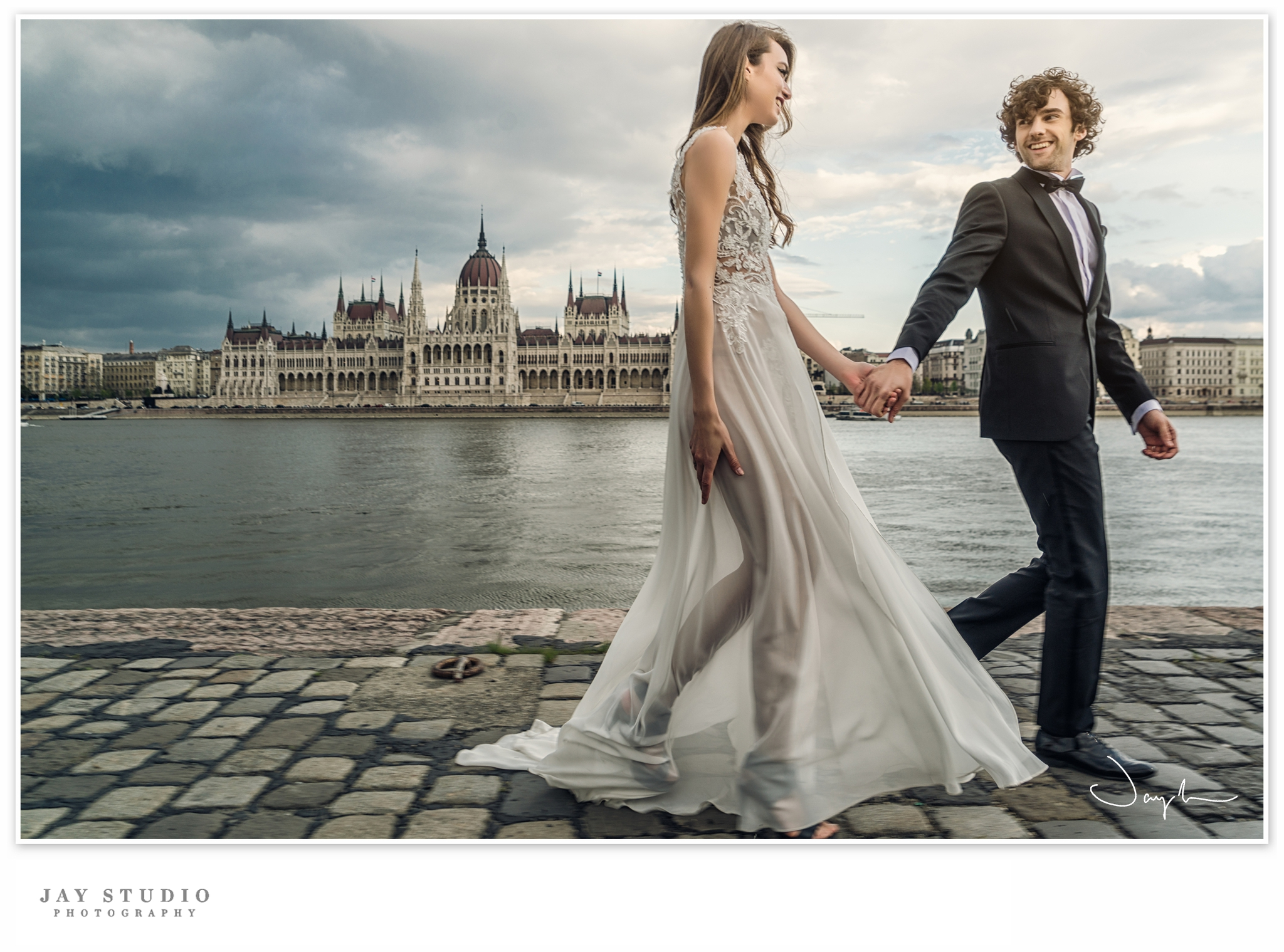 Budapest prewedding photo