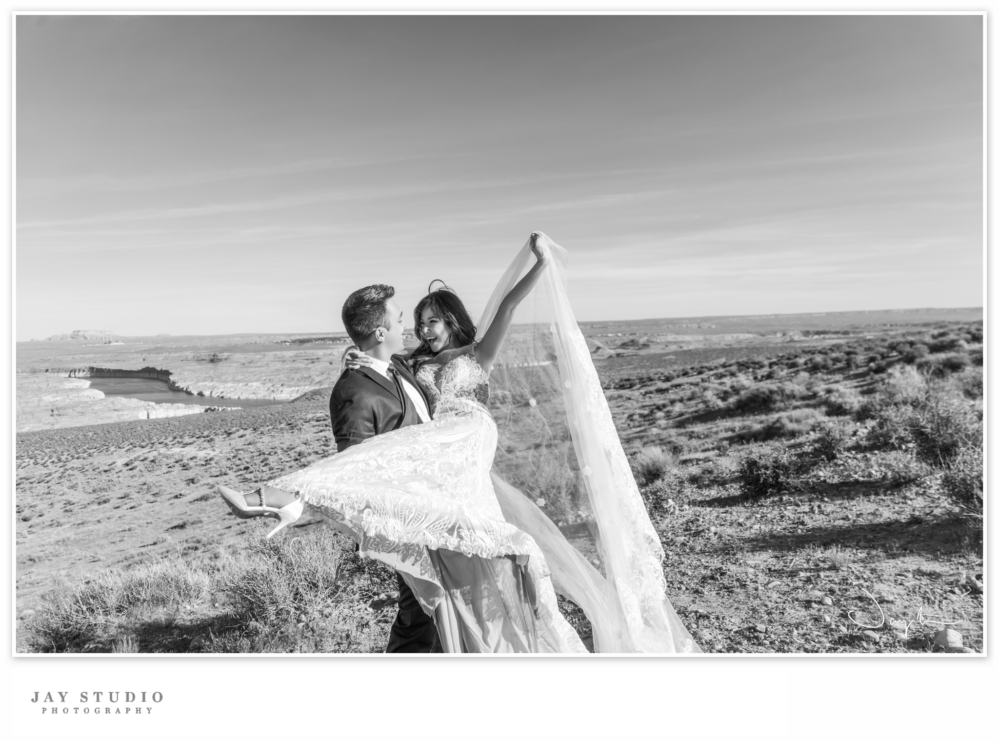 lakepowell prewedding