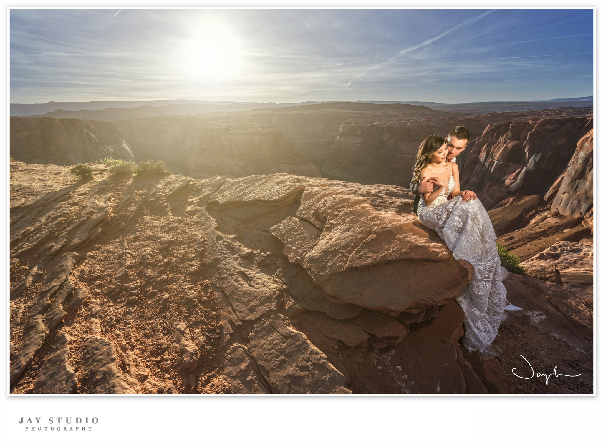 horseshoe bend prewedding