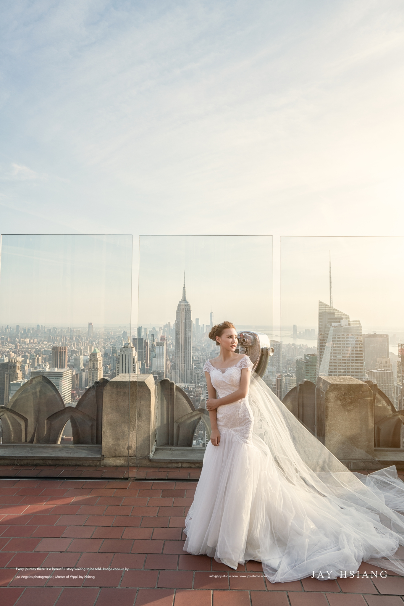 new york pre wedding photo