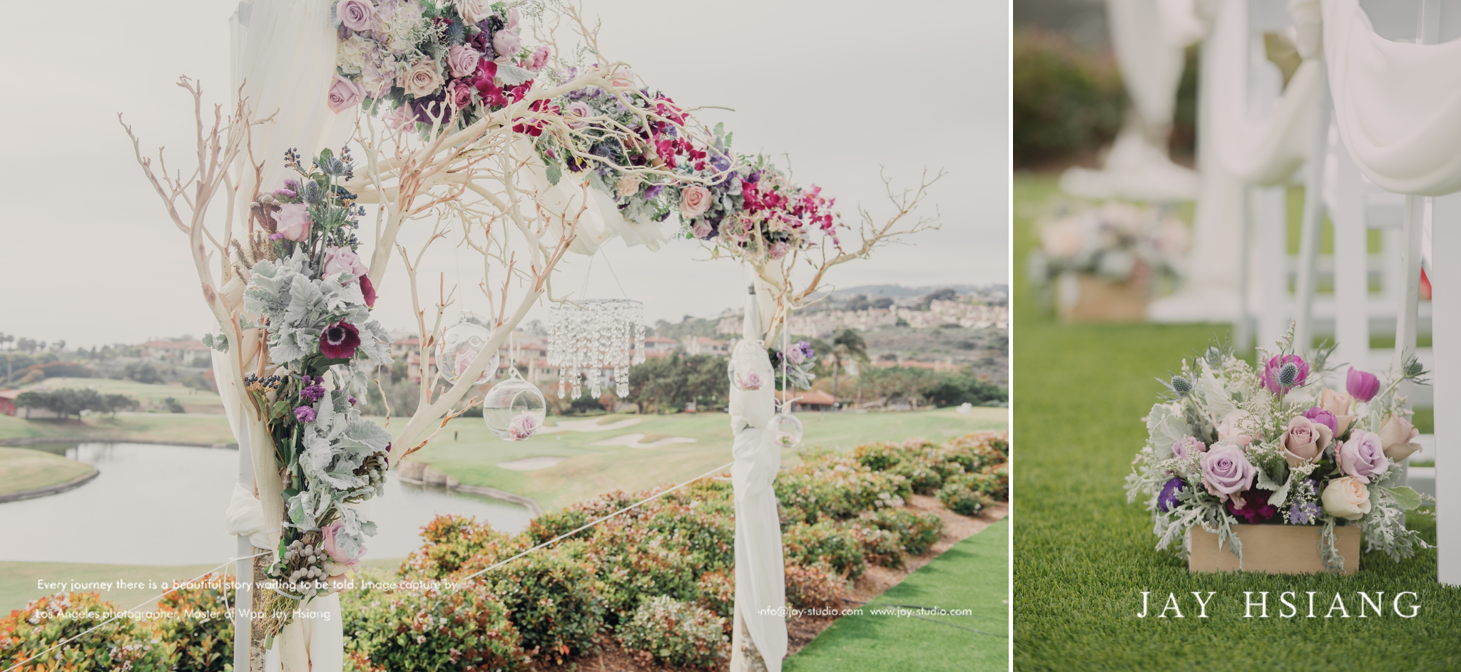 monarch beach resort wedding photo