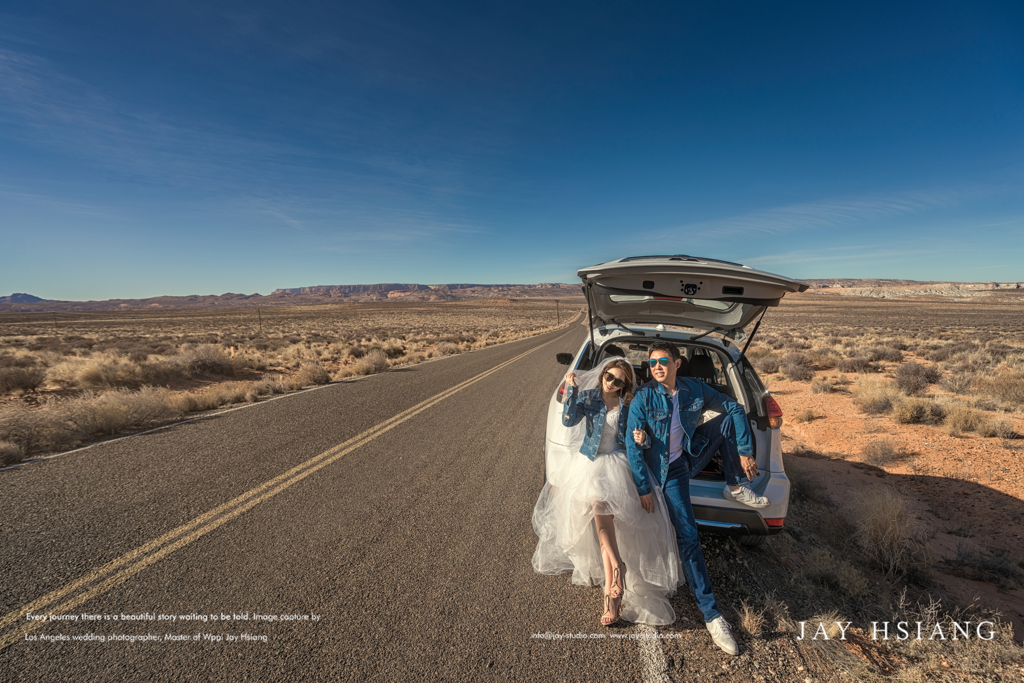 usa pre wedding