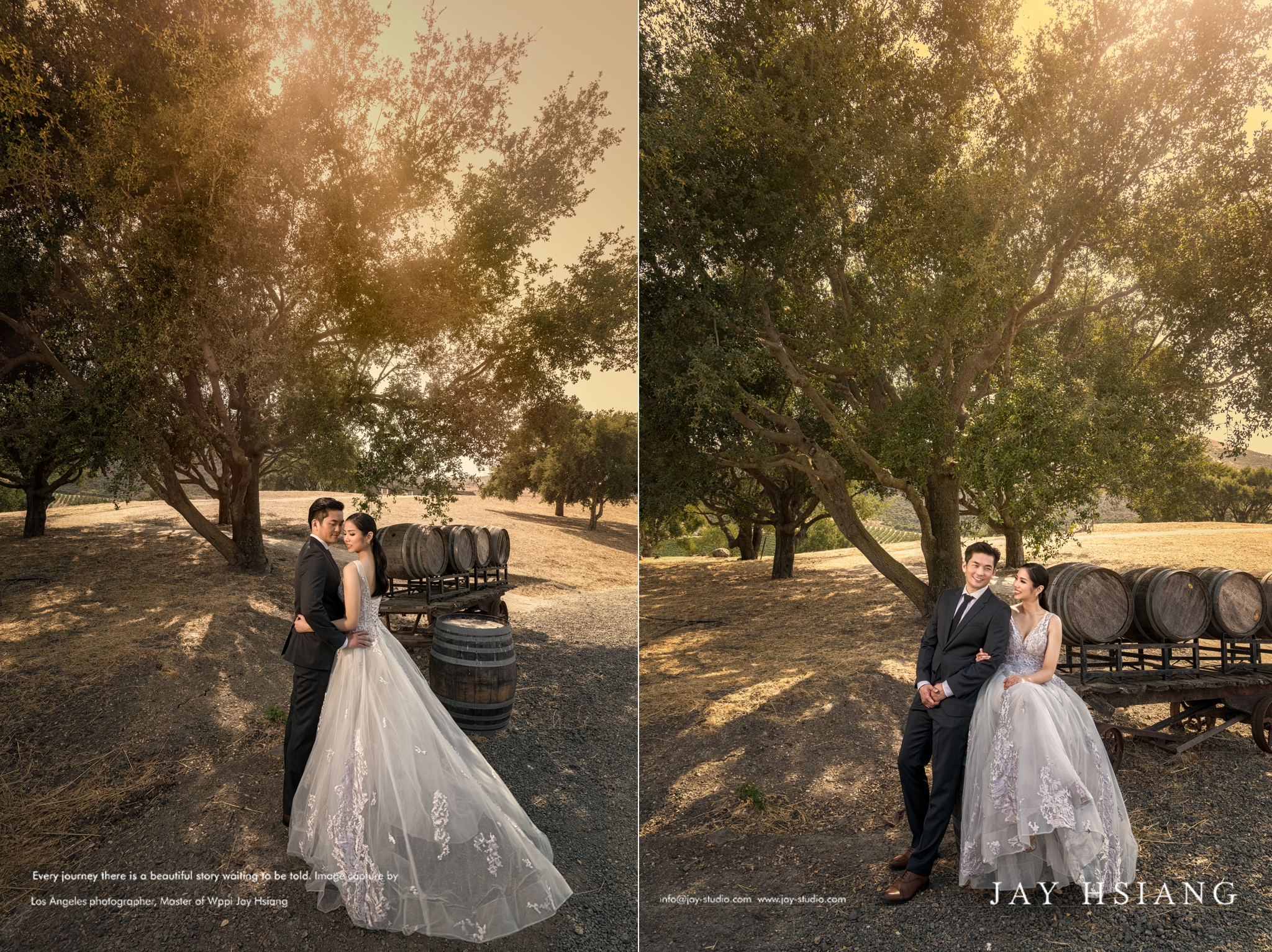 Napa Valley Pre Wedding