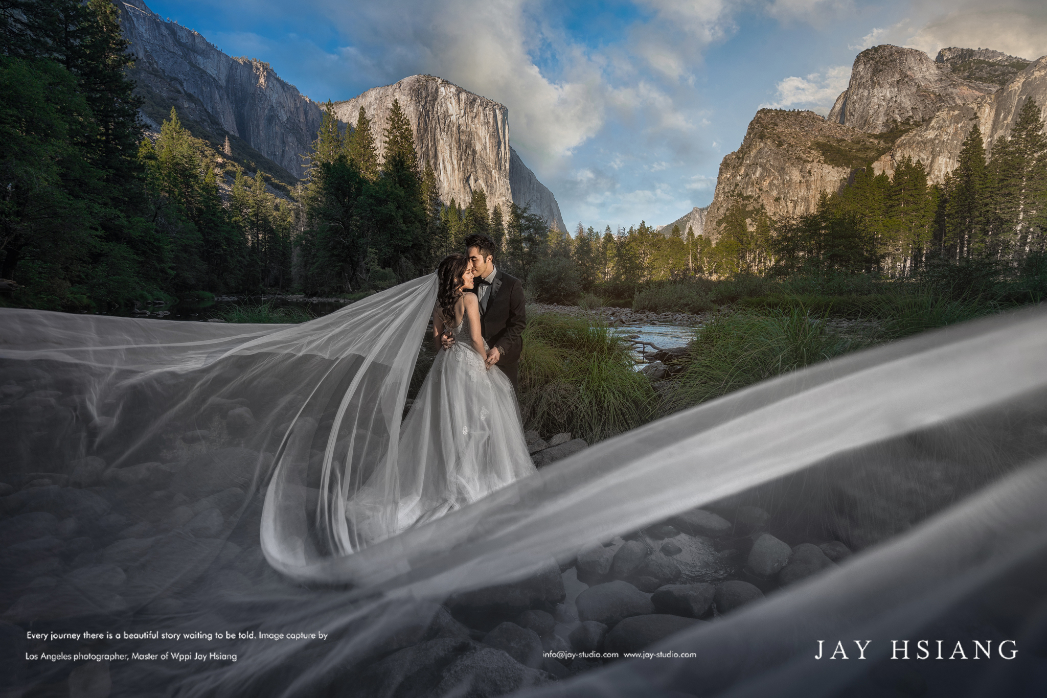Pre Wedding Yosemite National Park