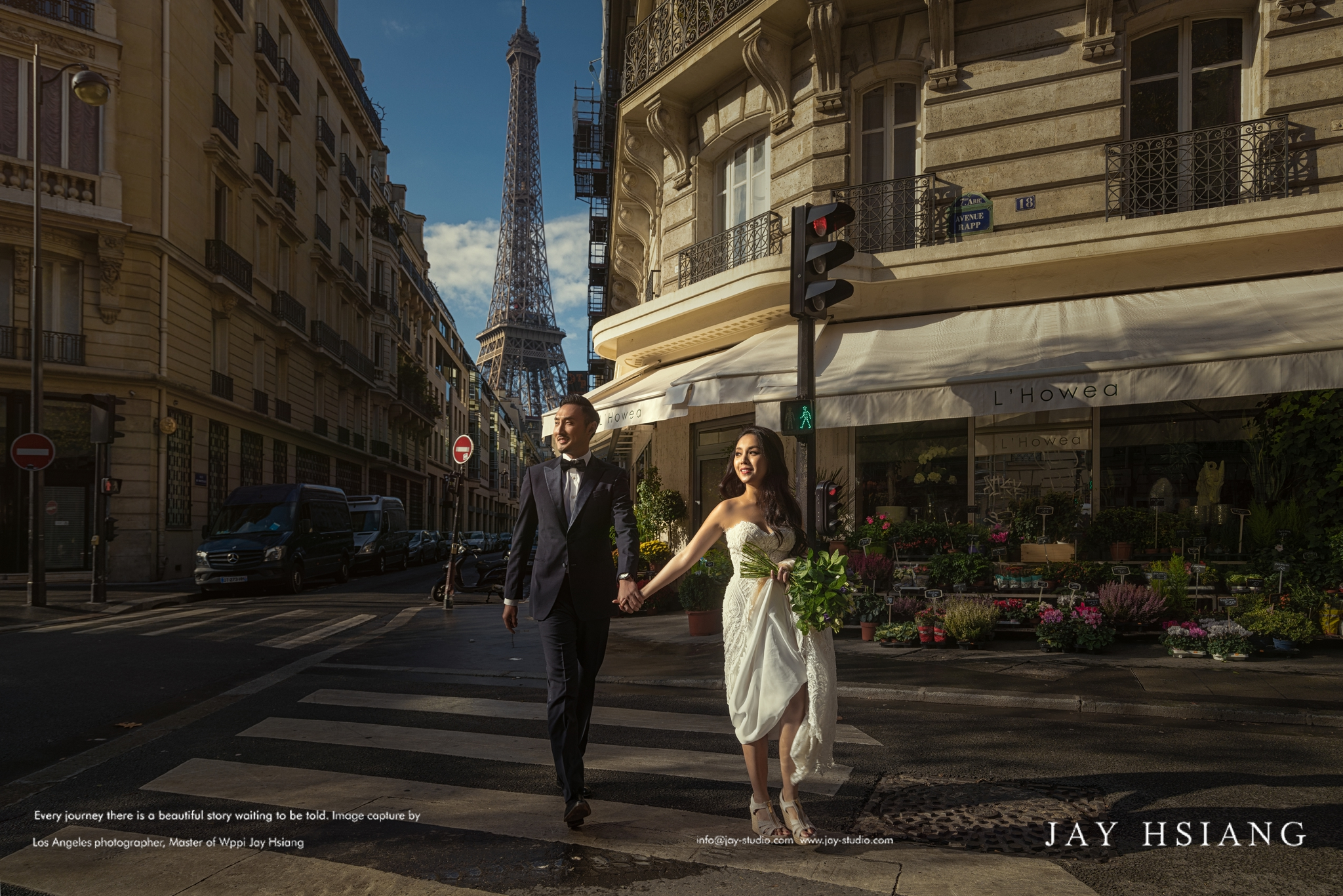 Pre Wedding Paris