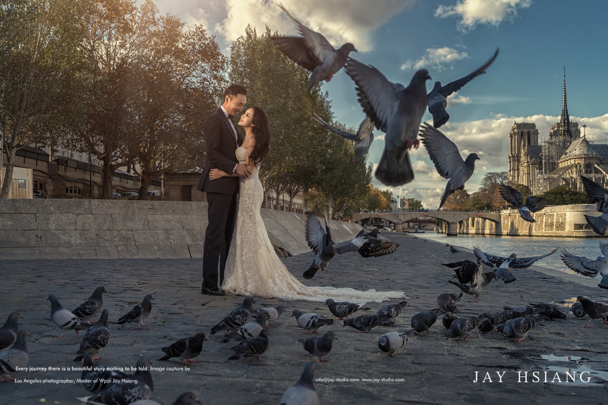 Pre Wedding Photography Paris