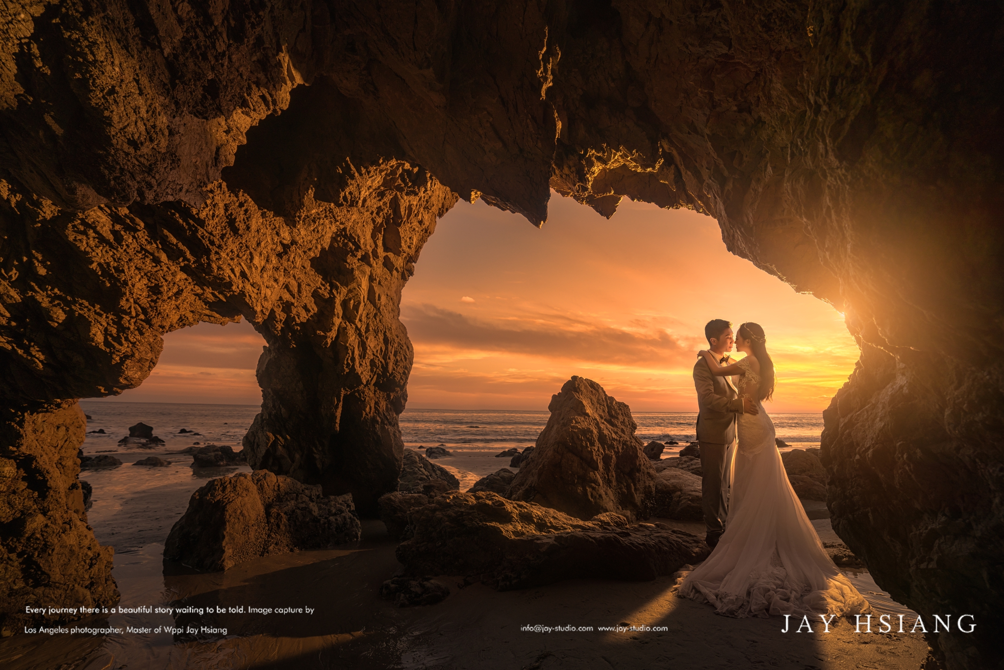 el matador pre wedding photography