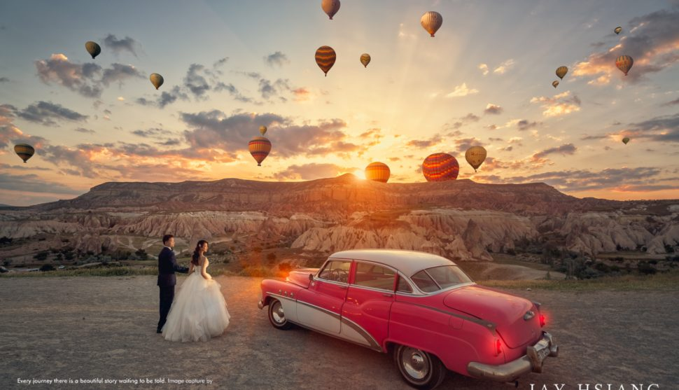 Cappadocia Pre Wedding Photography