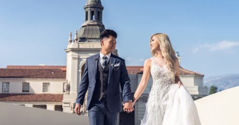 Pasadena City Hall Pre Wedding