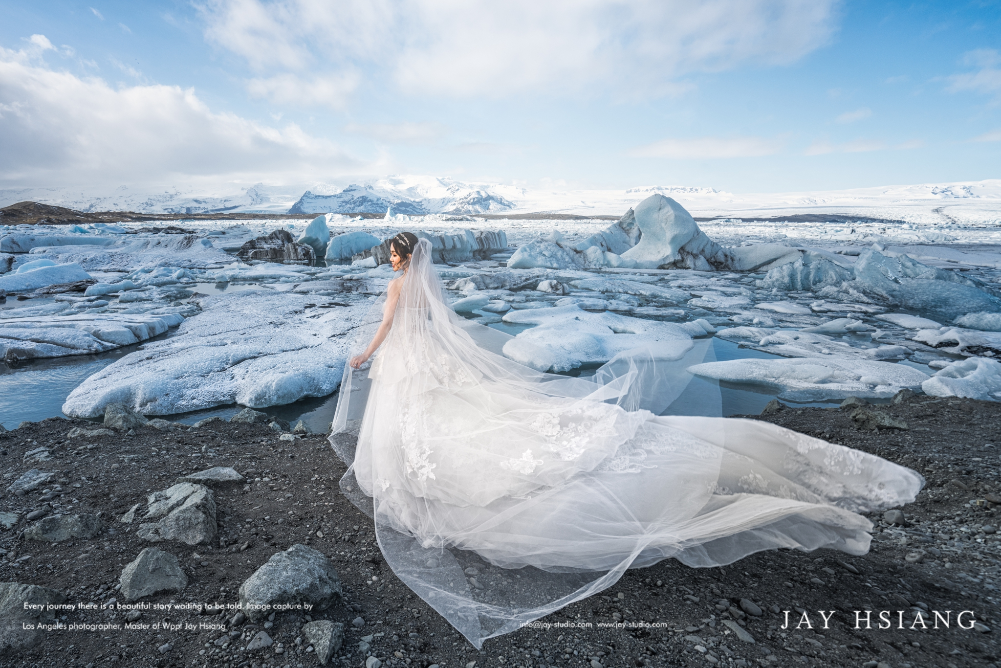 Iceland Pre Wedding Photo