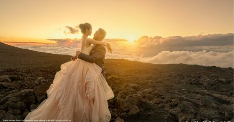 Maui Hawaii Pre Wedding